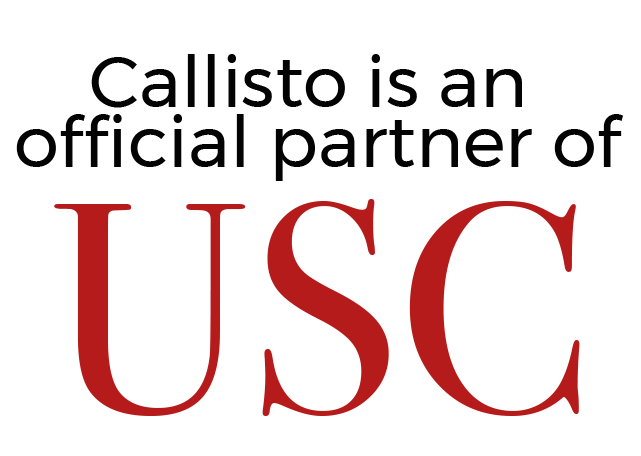Callisto is an official partner of University of Southern California